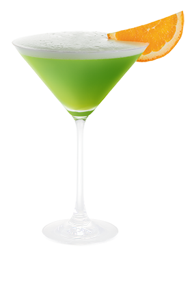 MIDORI<sup>®</sup><br> FROSTY FRUIT
