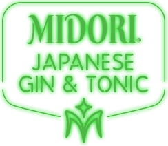 Japanese<br> Gin & Tonic
