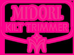 MIDORI<sup>®</sup><br> KILT TRIMMER