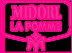 MIDORI<sup>®</sup><br> LA POMME