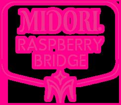 MIDORI<sup>®</sup><br> RASPBERRY BRIDGE