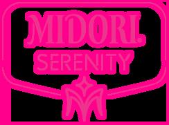 MIDORI<sup>®</sup><br> Serenity