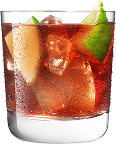 MIDORI<sup>®</sup><br>Cranberry & Lime