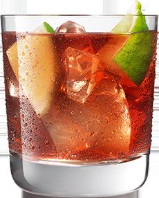 MIDORI<sup>®</sup><br>Cranberry &amp; Lime