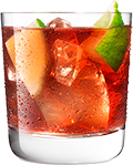 MIDORI<sup>®</sup><br>Cranberry &amp; Lime