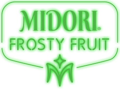 MIDORI<sup>®</sup><br>Frosty Fruit