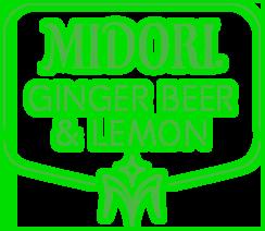 MIDORI<sup>®</sup><br>Ginger Beer and Lemon
