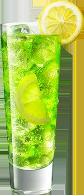 MIDORI<sup>®</sup><br>Lemon-Lime Soda