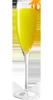 MIDORI<sup>®</sup><br>Orange & Sparkling