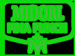 MIDORI<sup>®</sup><br>Pina Punch
