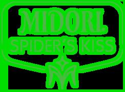 MIDORI<sup>®</sup><br>Spider's Kiss
