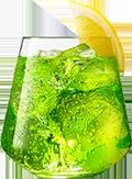 MIDORI<sup>®</sup><br>Tonic And Lemon
