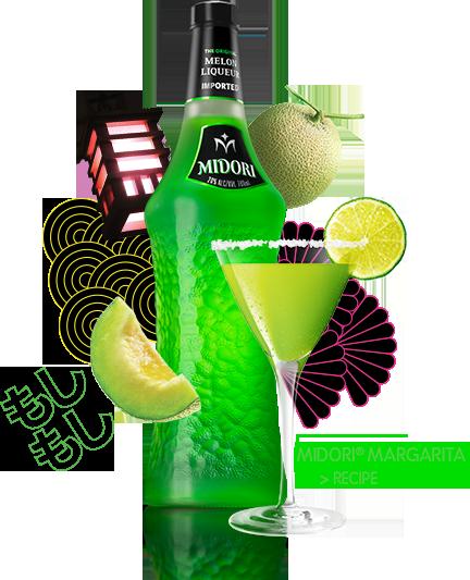 Rượu pha chế Midori